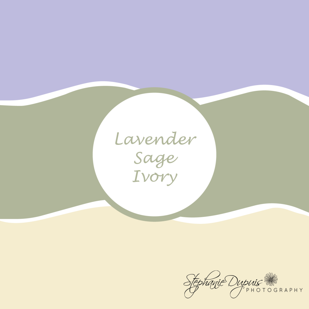 Spring Wedding Colors lavender sage ivory 1024x1024 - Spring Wedding Colors 2021