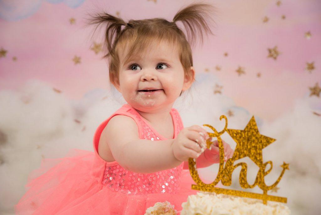 Baby Cake Smash 1