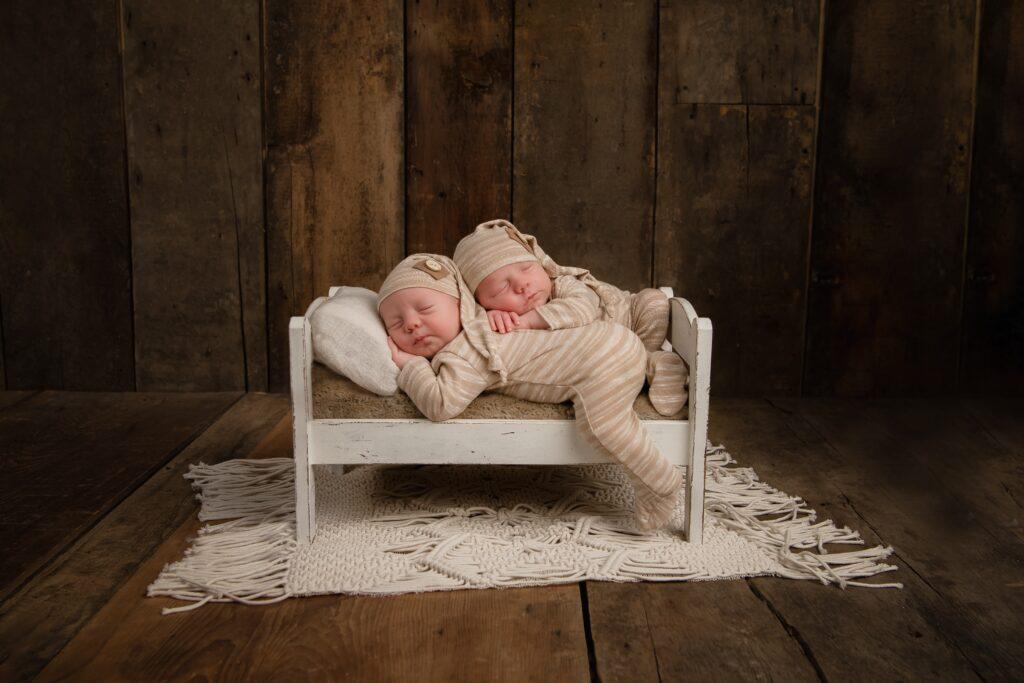 Blake Desilets Twin Infants 1017 1024x683 - Newborn Photography