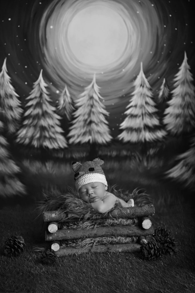 Cool Newborn Photography
