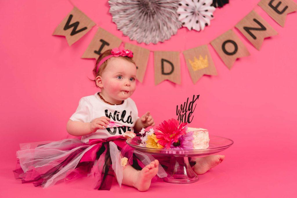 DSC 4819 Edit 2 1024x684 - Cake Smash - 1st Birthday