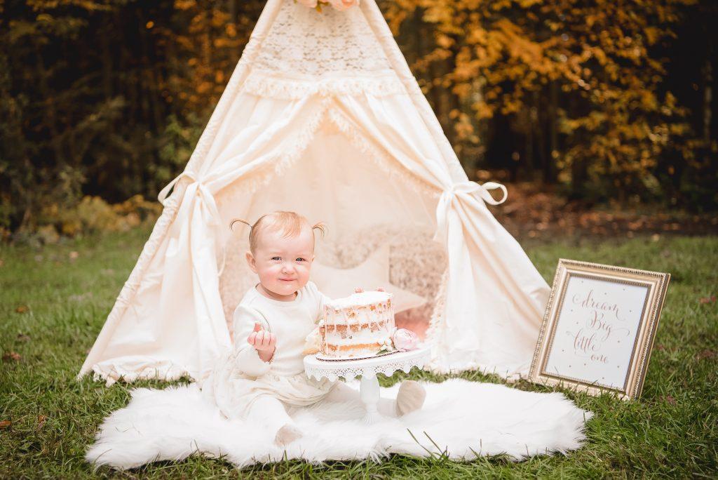 Jill Brommely Cake Smash 1007 1024x684 - Cake Smash - 1st Birthday