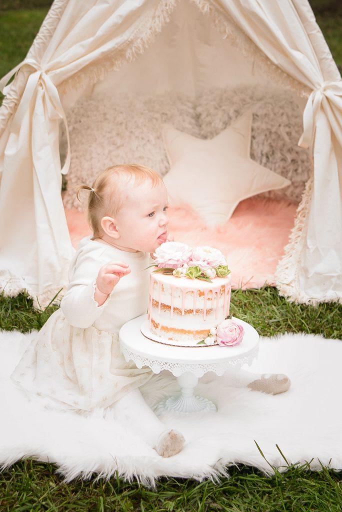 Jill Brommely Cake Smash 1026 684x1024 - Cake Smash - 1st Birthday