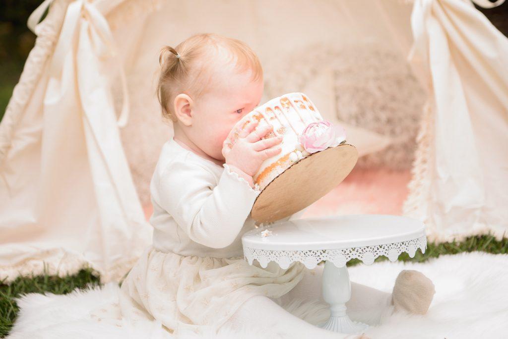 Jill Brommely Cake Smash 1033 1024x684 - Cake Smash - 1st Birthday