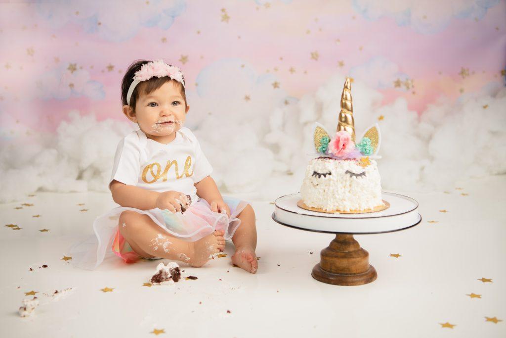 Kailene Jones Cake Smash 1005 1024x683 - Cake Smash - 1st Birthday