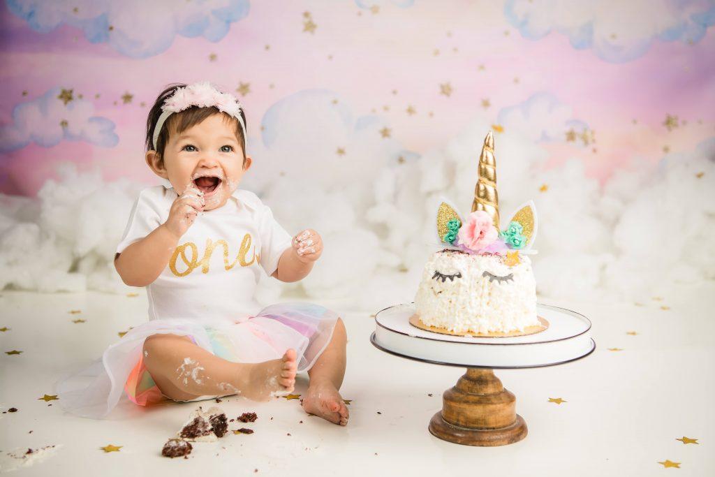 Kailene Jones Cake Smash 1012 1024x683 - Cake Smash - 1st Birthday