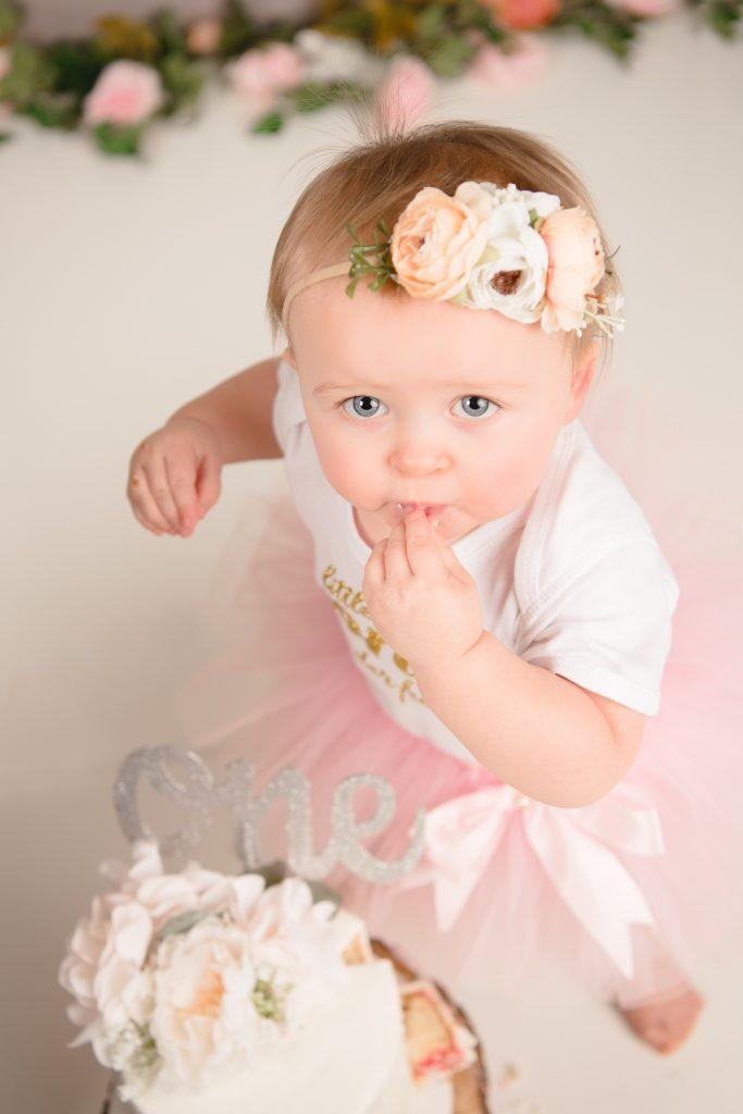 Katie McMann Cake Smash 1004 683x1024 - Cake Smash - 1st Birthday