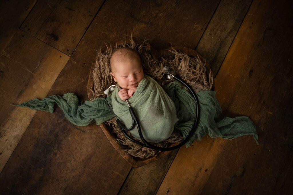Rebekah Spiver Infant 1026 1024x683 - Newborn Photography