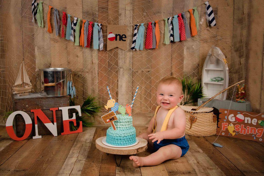 Tori Enderson 1044 1024x683 - Cake Smash - 1st Birthday