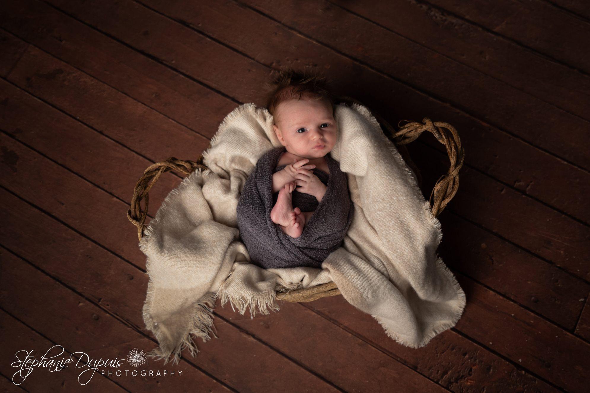 Kristen Hannah Jo Infant 10 - Portfolio: Reid - Infant Session