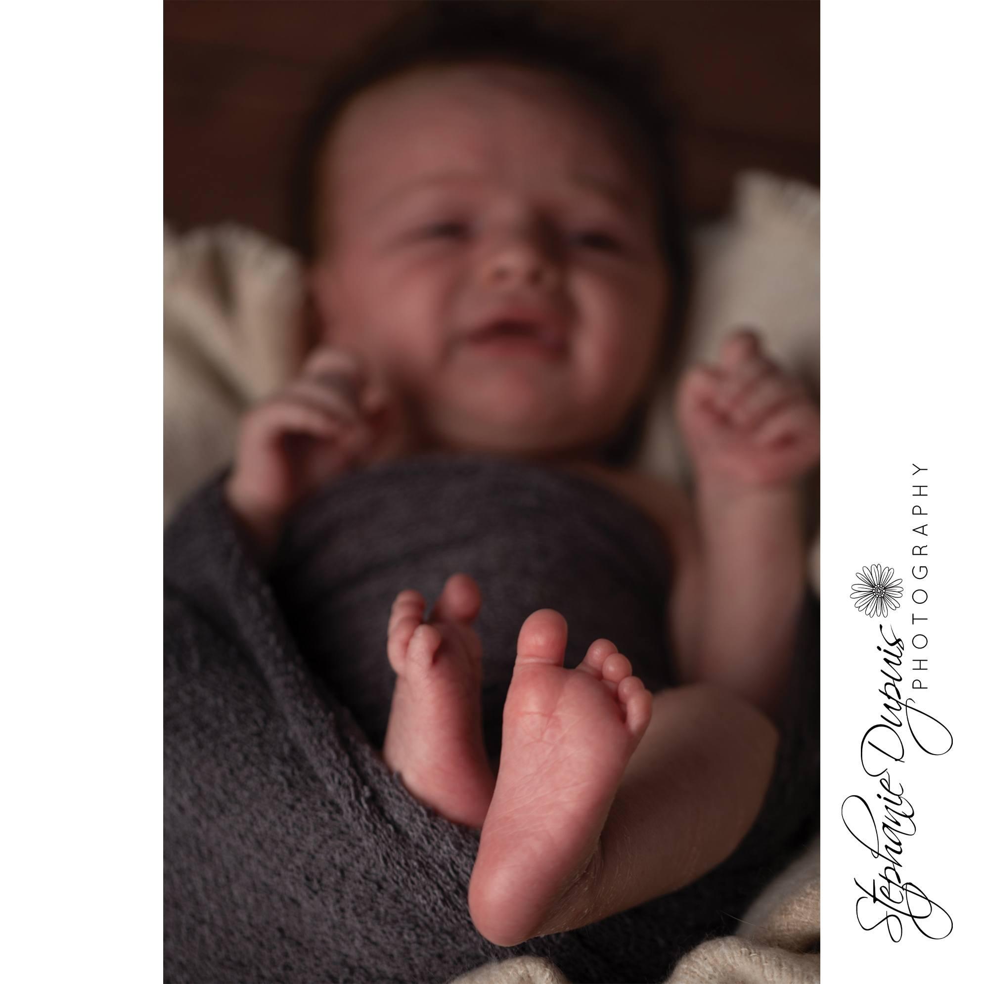 Kristen Hannah Jo Infant 12 - Portfolio: Reid - Infant Session