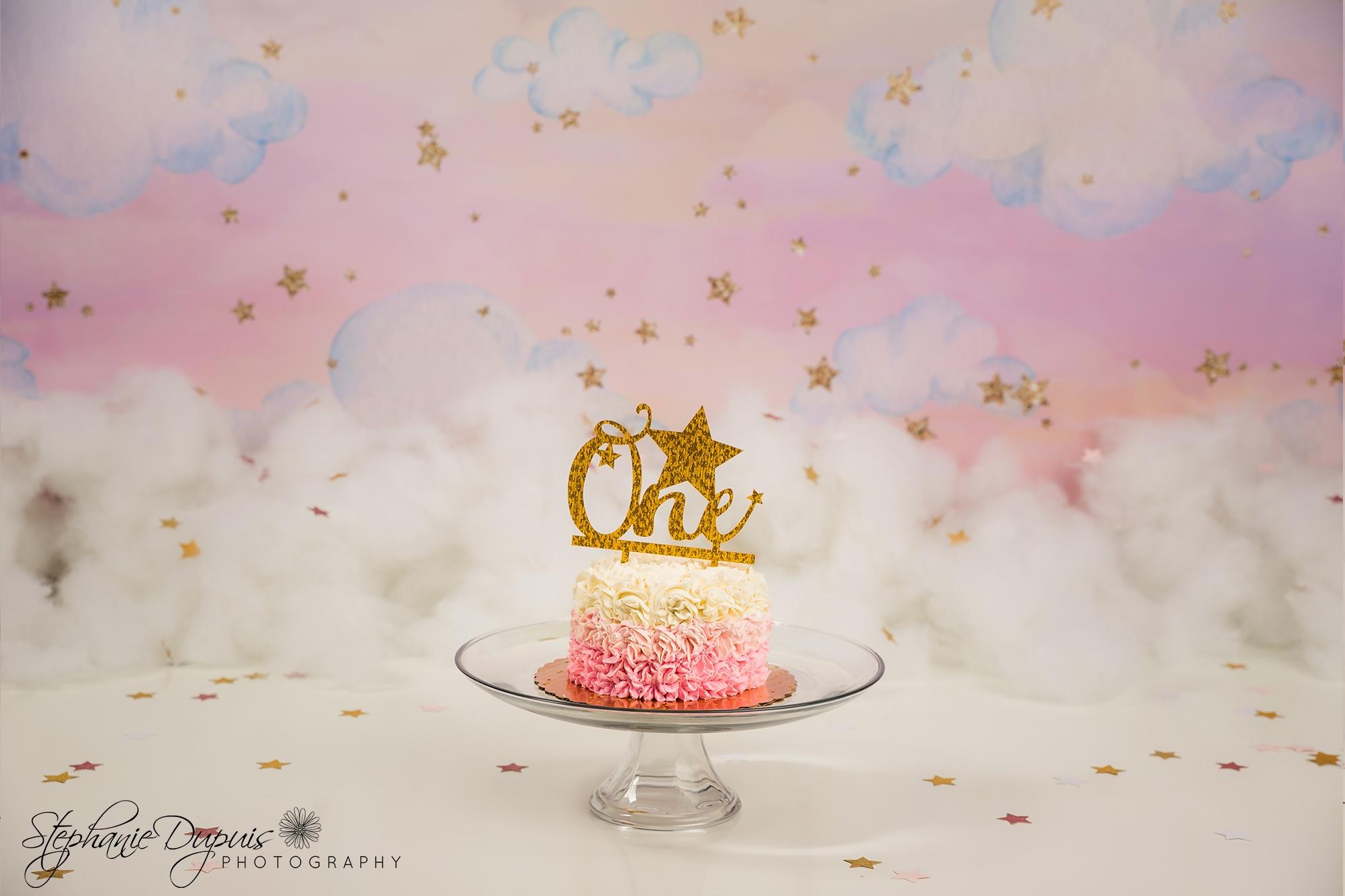 Mia Cake Smash 3 - Portfolio: Mia Cake Smash Session