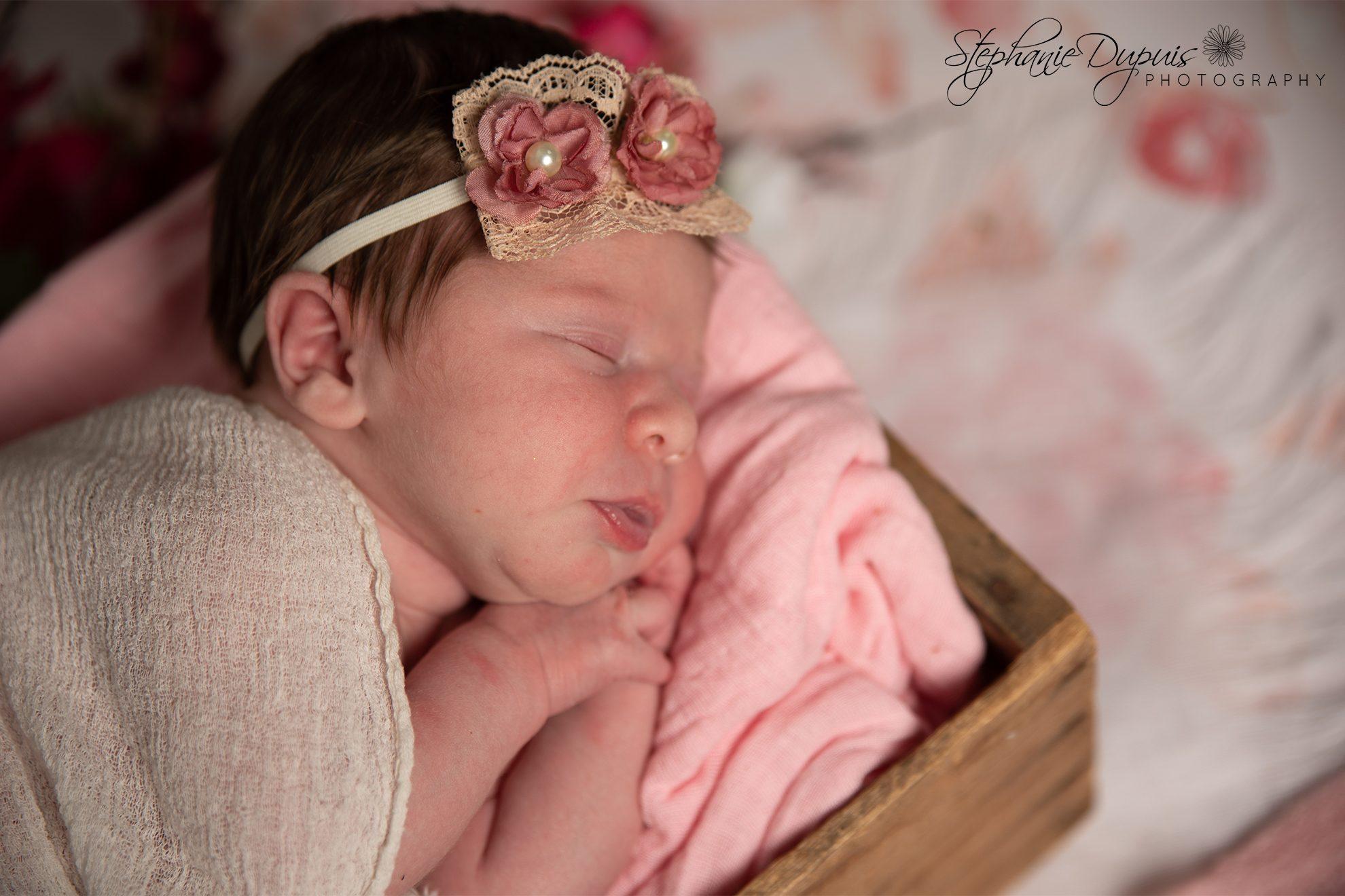 Trisha Eckherdt Infant 1001 - Portfolio: Rayia - Infant Session
