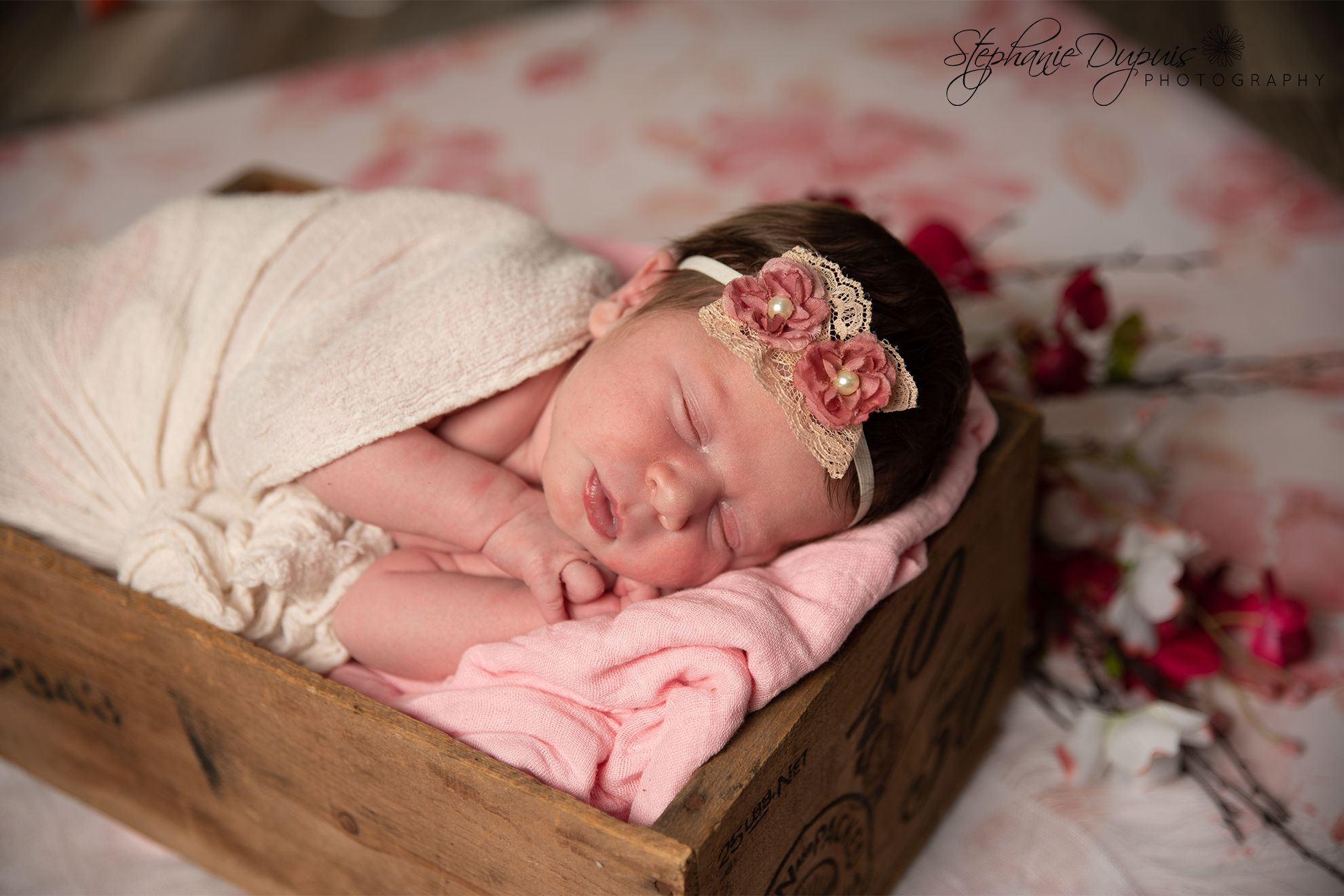 Trisha Eckherdt Infant 1002 - Portfolio: Rayia - Infant Session