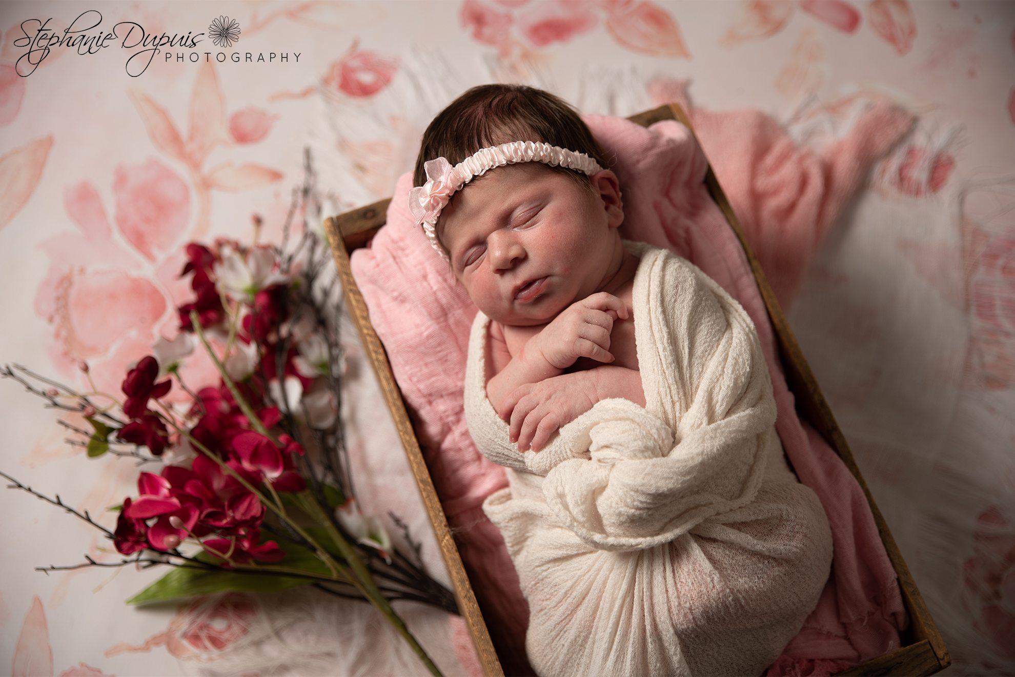 Trisha Eckherdt Infant 1004 - Portfolio: Rayia - Infant Session