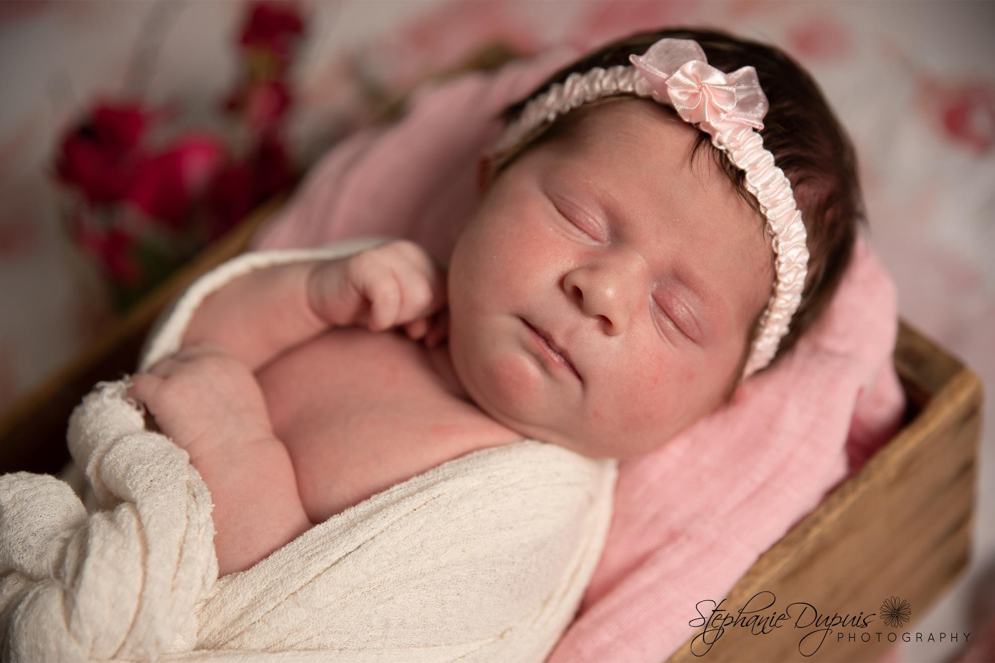Trisha Eckherdt Infant 1005 - Portfolio: Rayia - Infant Session