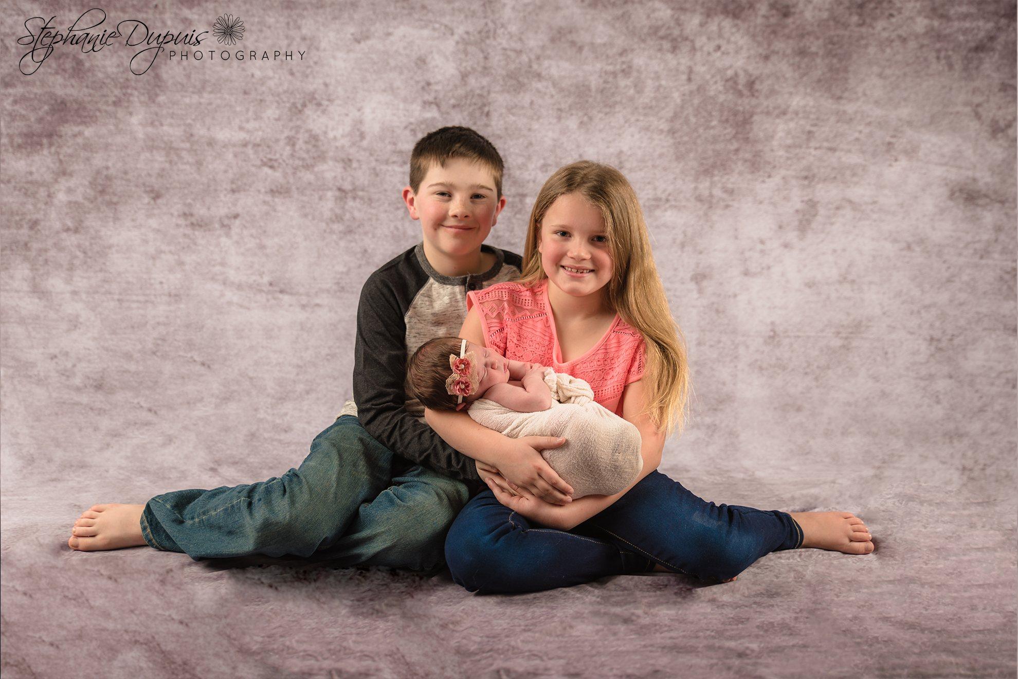 Trisha Eckherdt Infant 1006 - Portfolio: Rayia - Infant Session