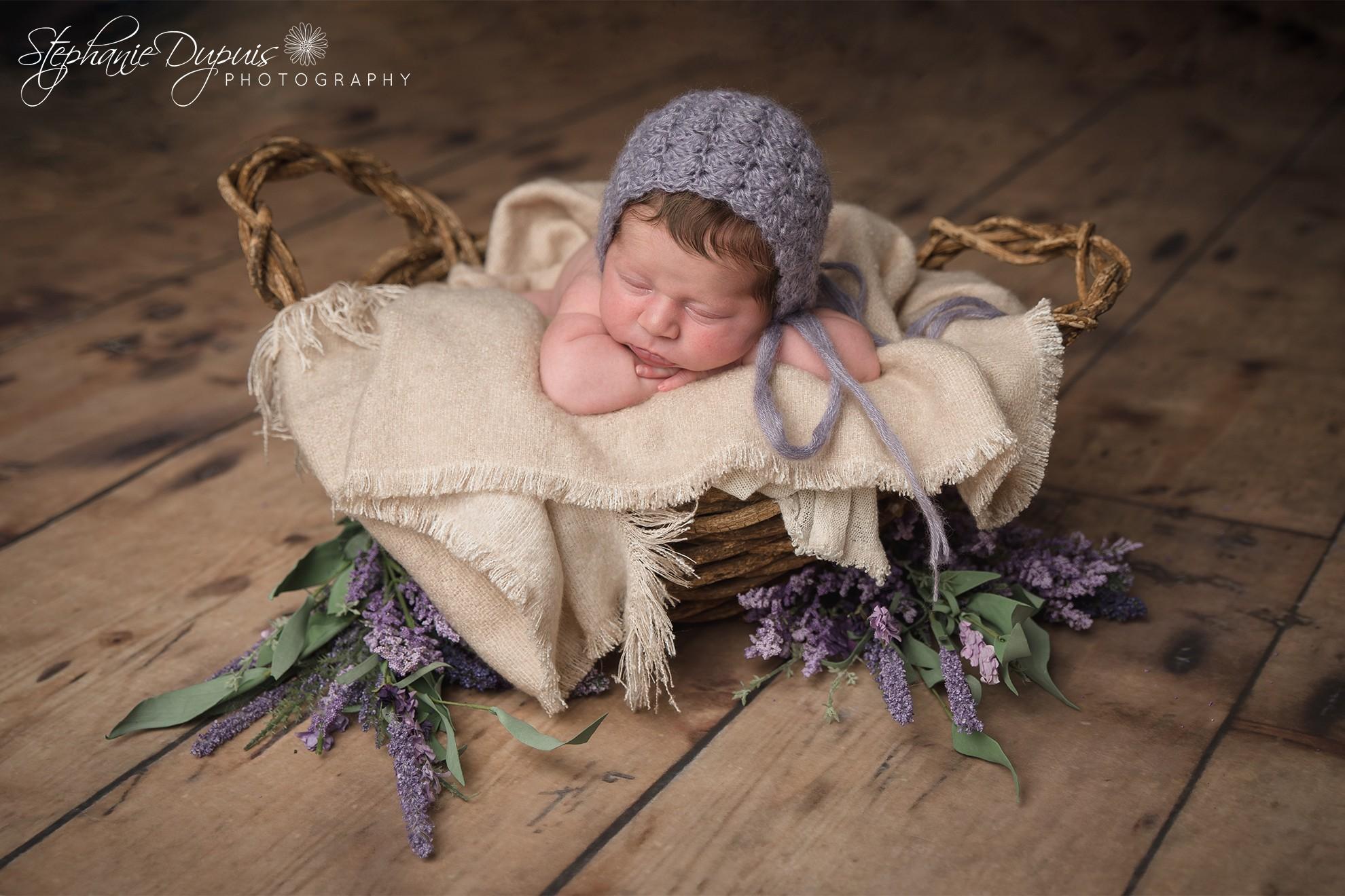 Trisha Eckherdt Infant 1013 - Portfolio: Rayia - Infant Session