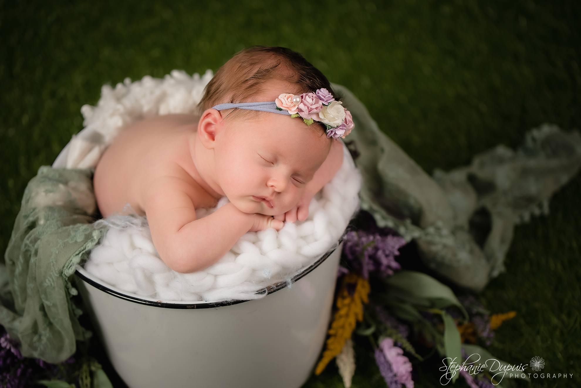 Abbott 11 - Portfolio: Khloe Newborn Session