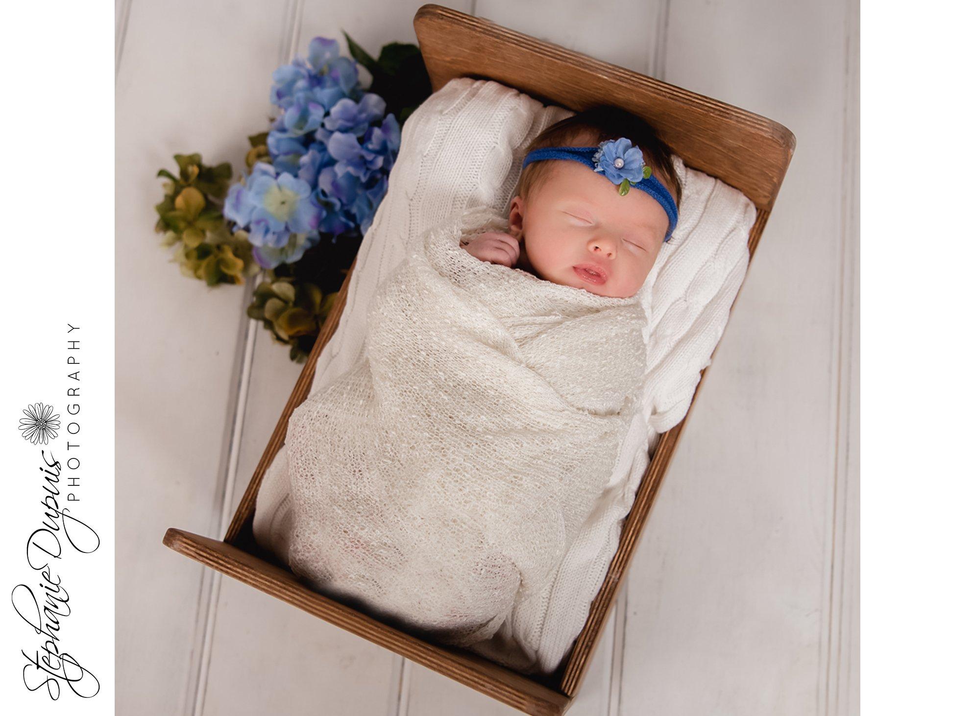 Abbott 6 - Portfolio: Khloe Newborn Session