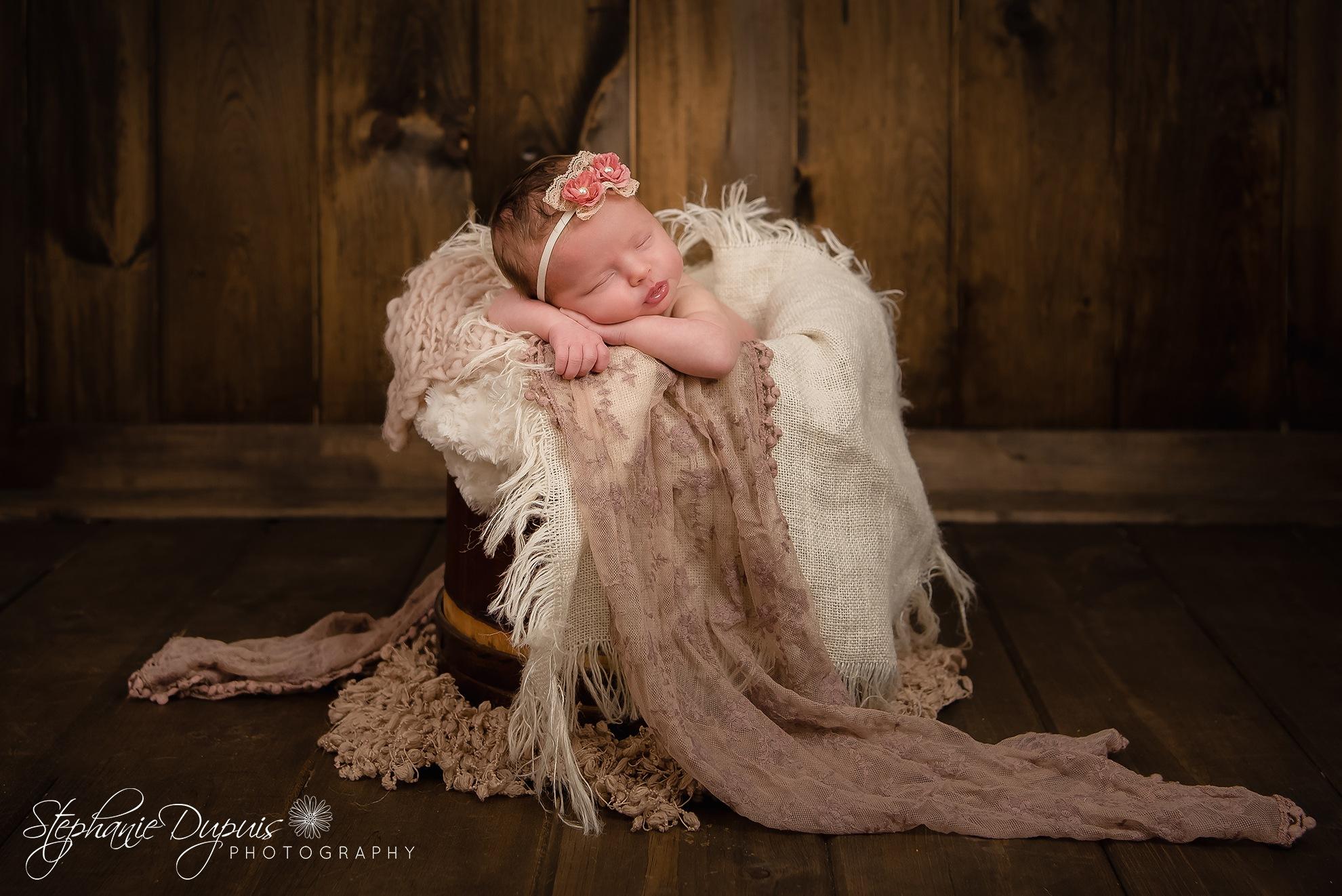 Abbott 7 - Portfolio: Khloe Newborn Session