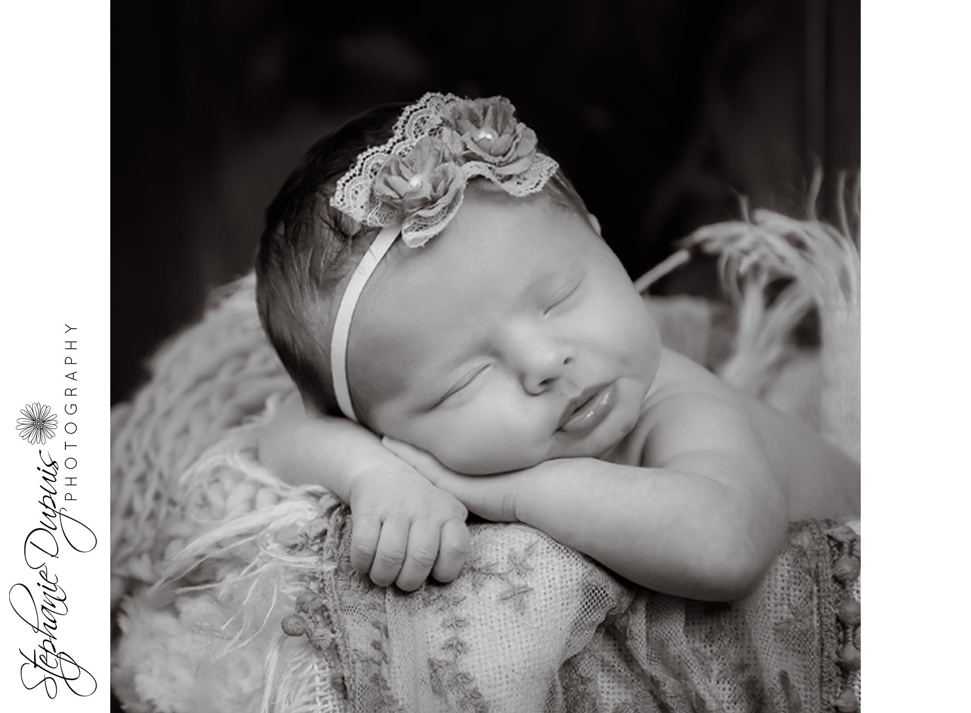 Abbott 8 - Portfolio: Khloe Newborn Session