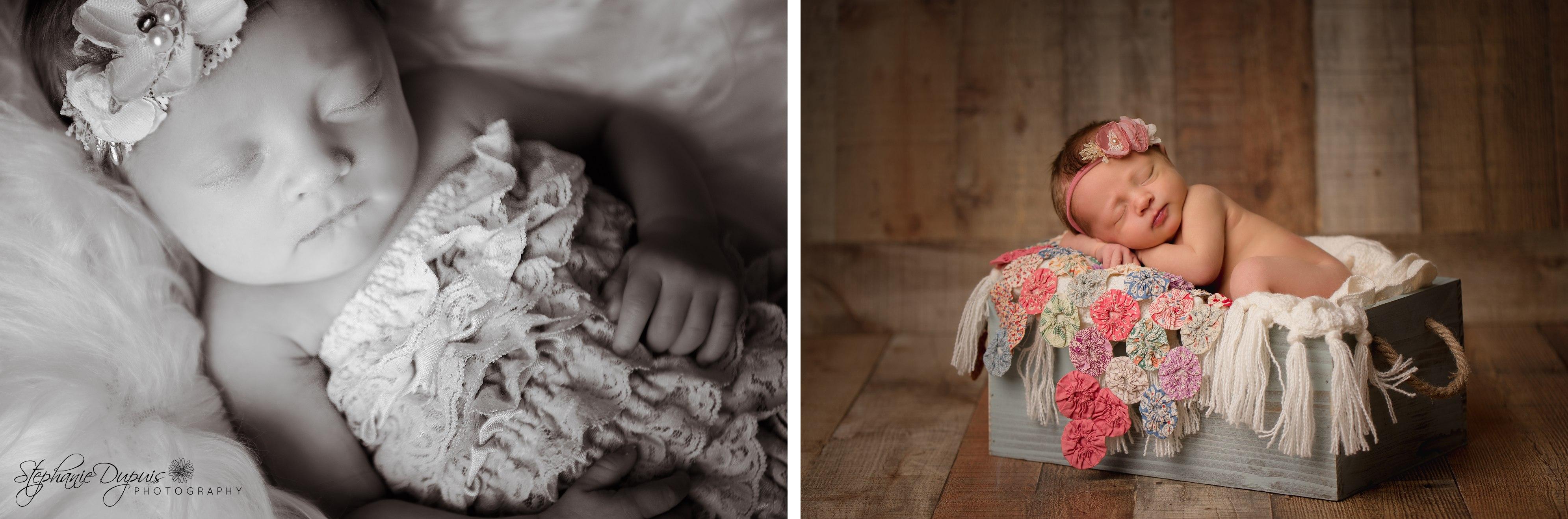 Leavitt 1 - Portfolio: Esme Newborn Session