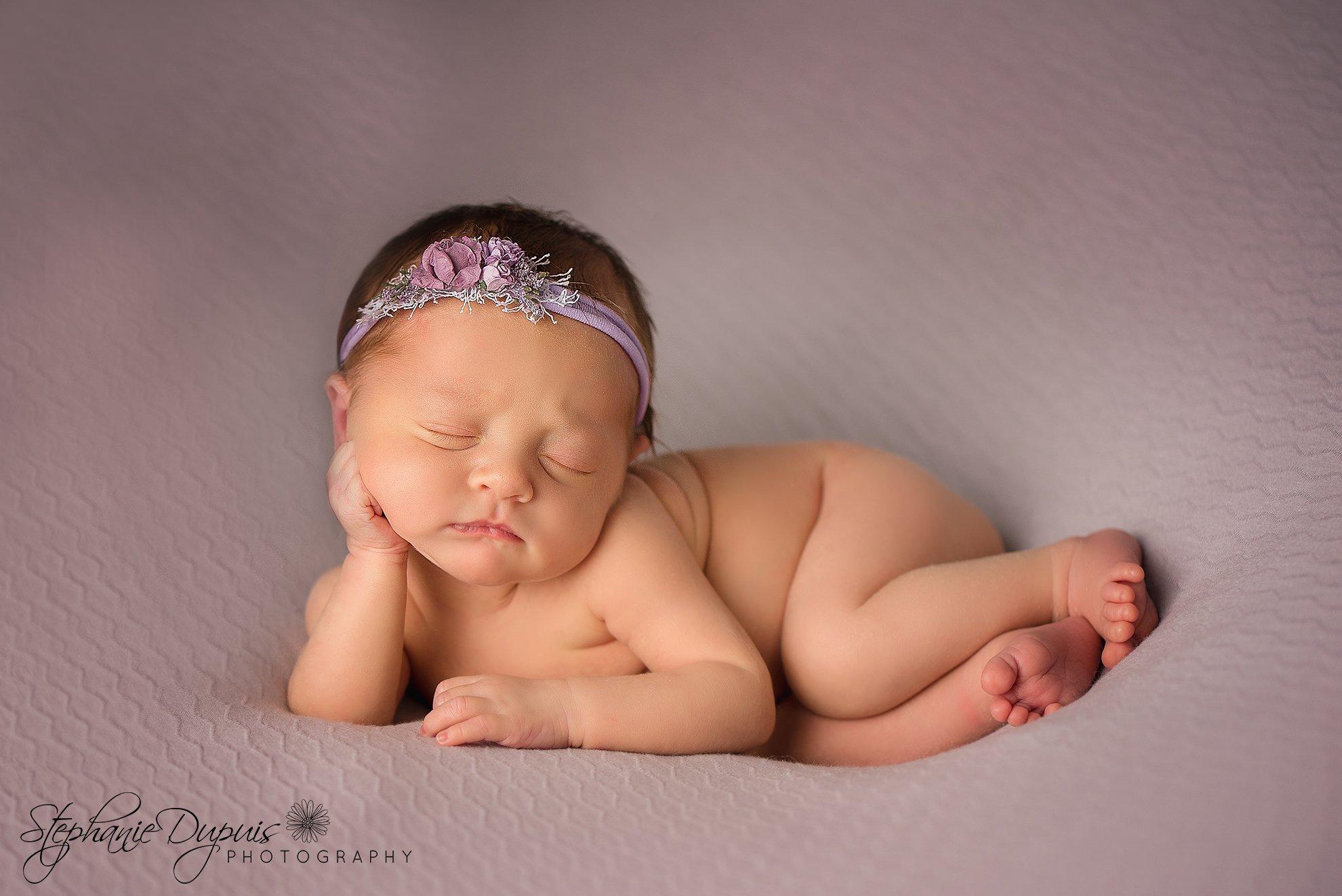 Leavitt 3 - Portfolio: Esme Newborn Session