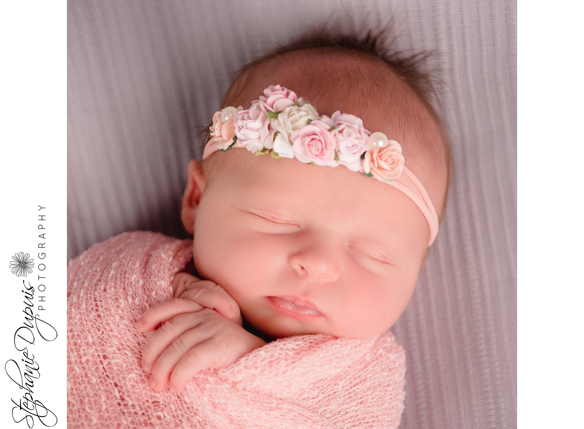 McMann 3 - Portfolio: Addilyn Newborn Session