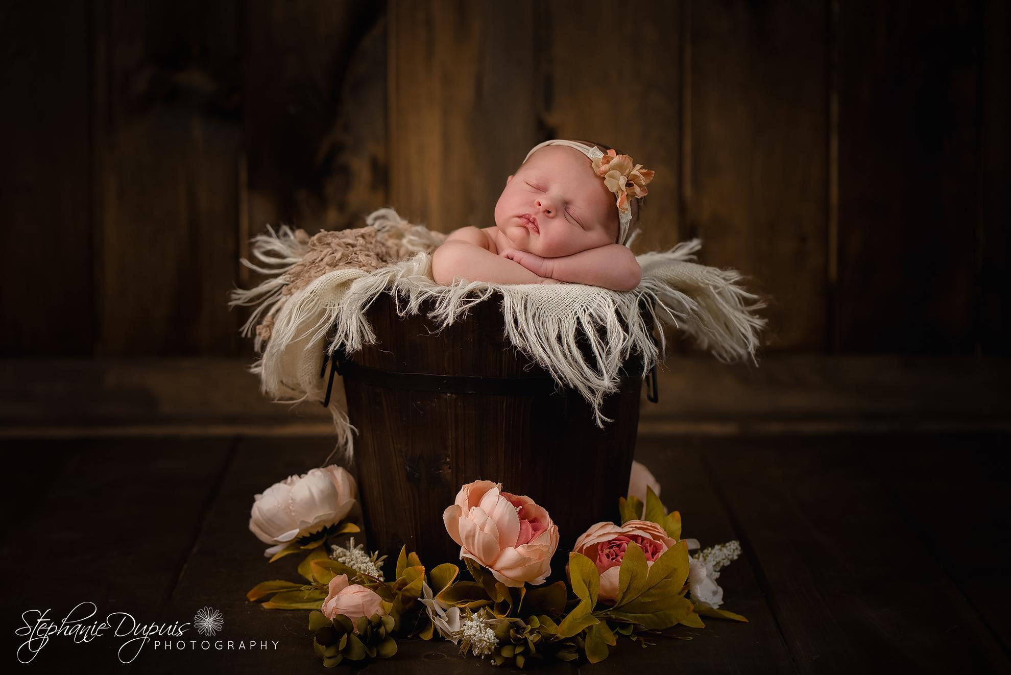 McMann 7 - Portfolio: Addilyn Newborn Session