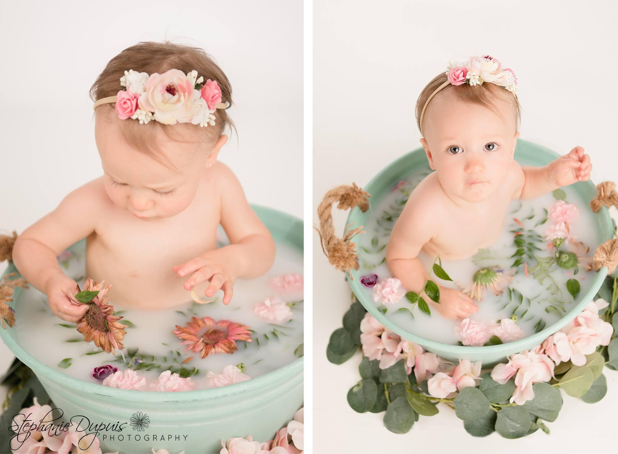 Kelly Jo Double Portrait 2 - Portfolio: Kelly Jo Infant Session
