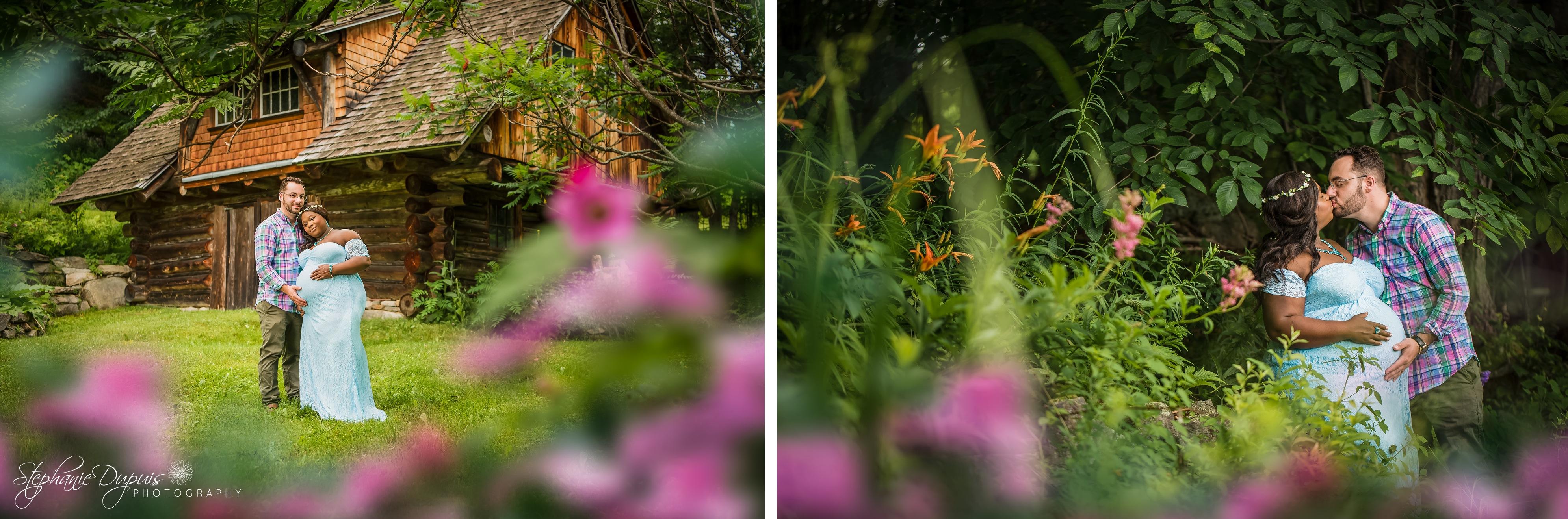 Stephane Double Landscape 1 - Portfolio: Stephane Maternity Session