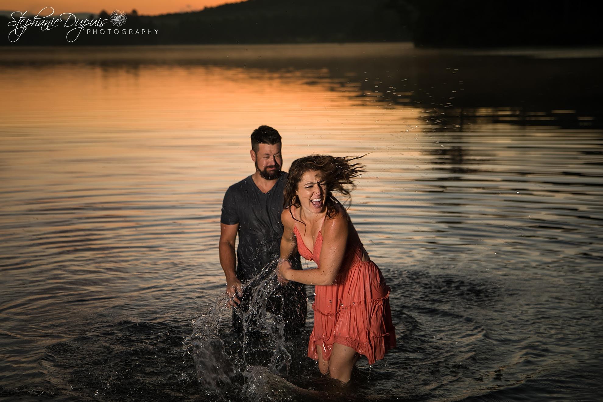 Stephanie Joel 9 - Portfolio: Stephanie & Joel Couples Session