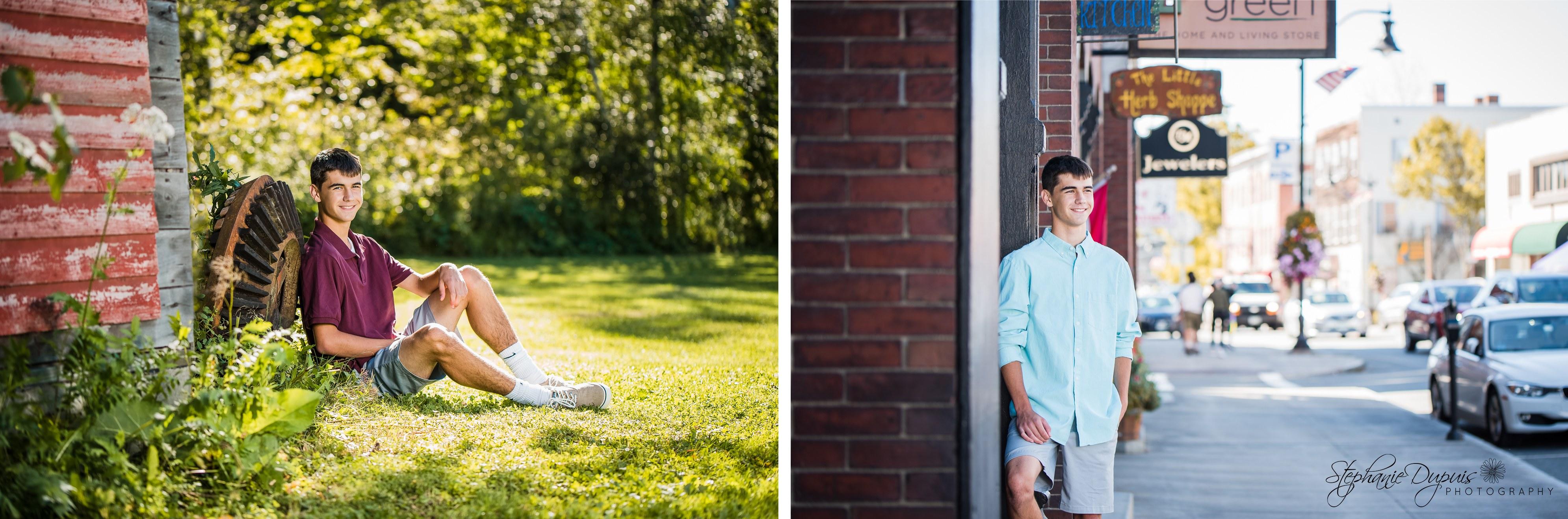 Landon Bromley Double Landscape 1 - Portfolio: Landon HS Senior Session