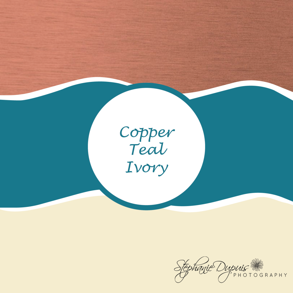 Summer Wedding Colors copper teal ivory 1024x1024 - Summer Wedding Colors 2021