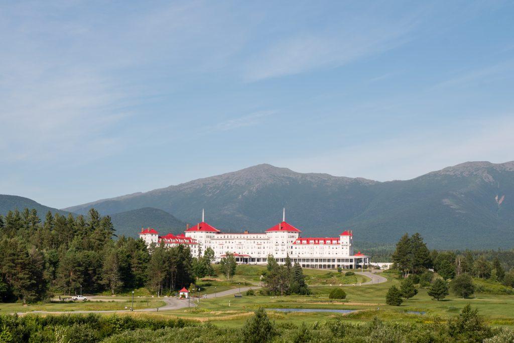 Mt Washington Hotel 1024x683 - New Hampshire Wedding Venues
