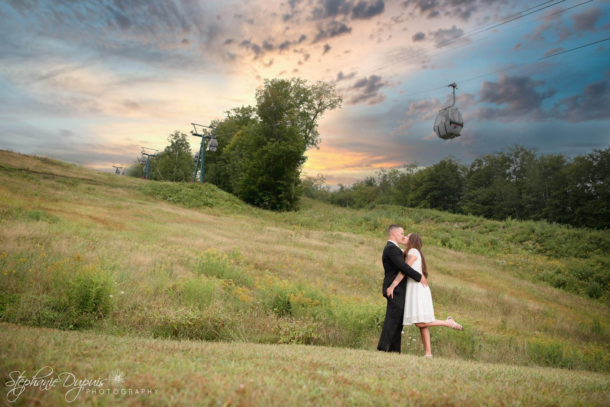 White Mountains Wedding 1 1 - Portfolio: Harper Wedding