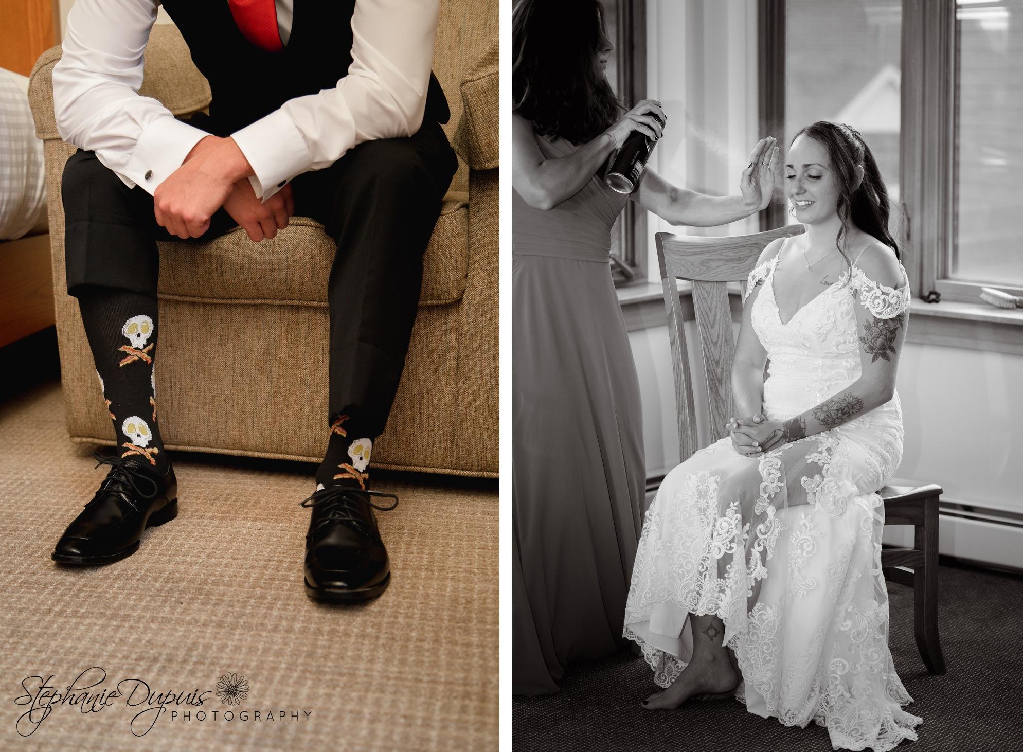 White Mountains Wedding 2 1 - Portfolio: Harper Wedding