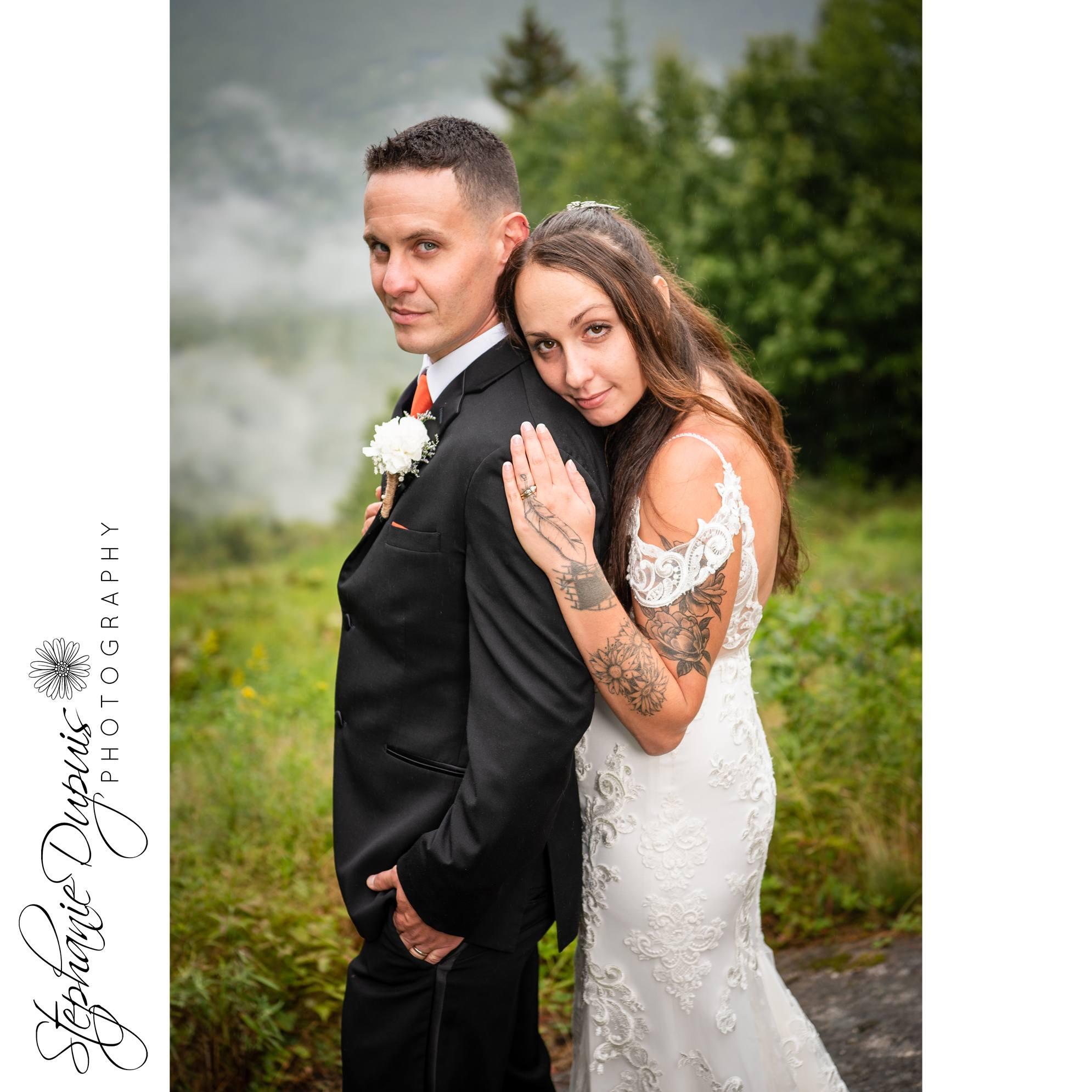White Mountains Wedding 5 1 - Portfolio: Harper Wedding