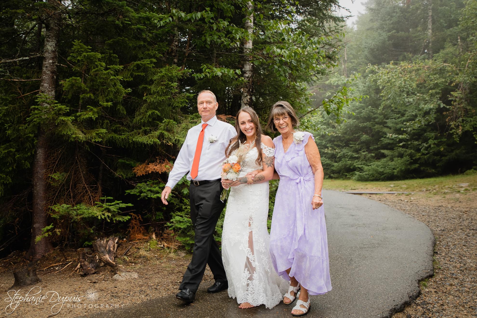 White Mountains Wedding 7 1 - Portfolio: Harper Wedding