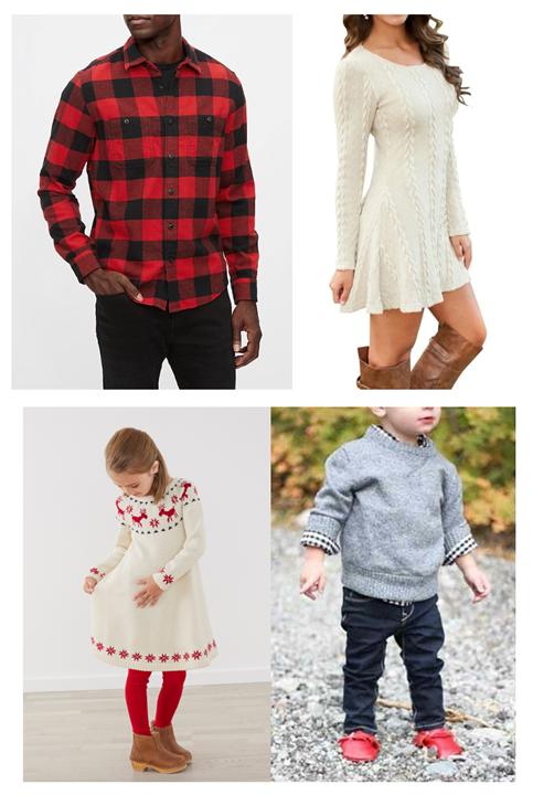 fall texture - 5 Fresh Styles For Family Photos