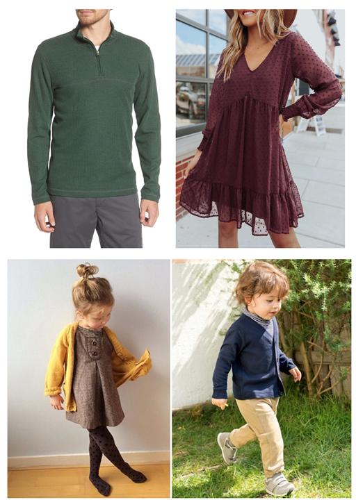 fashion 1 - 5 Fresh Styles For Family Photos