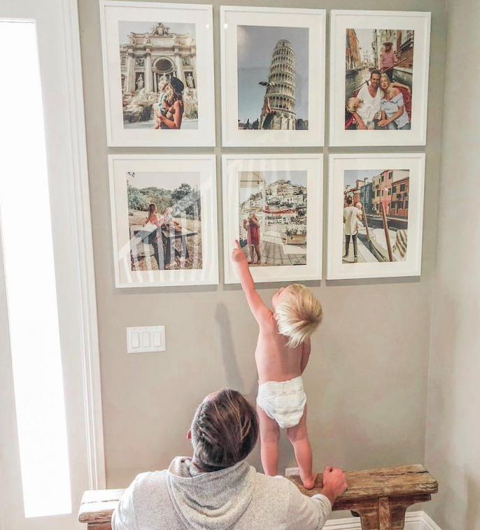 gallery - 6 Unique Ways To Display Your Engagement Photos