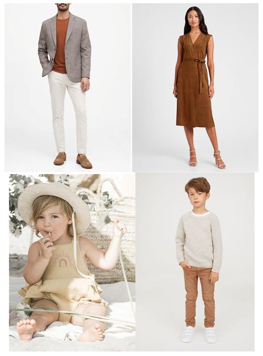 neutral - 5 Fresh Styles For Family Photos