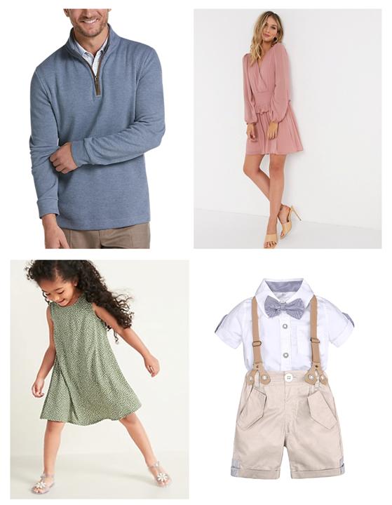 pastel - 5 Fresh Styles For Family Photos