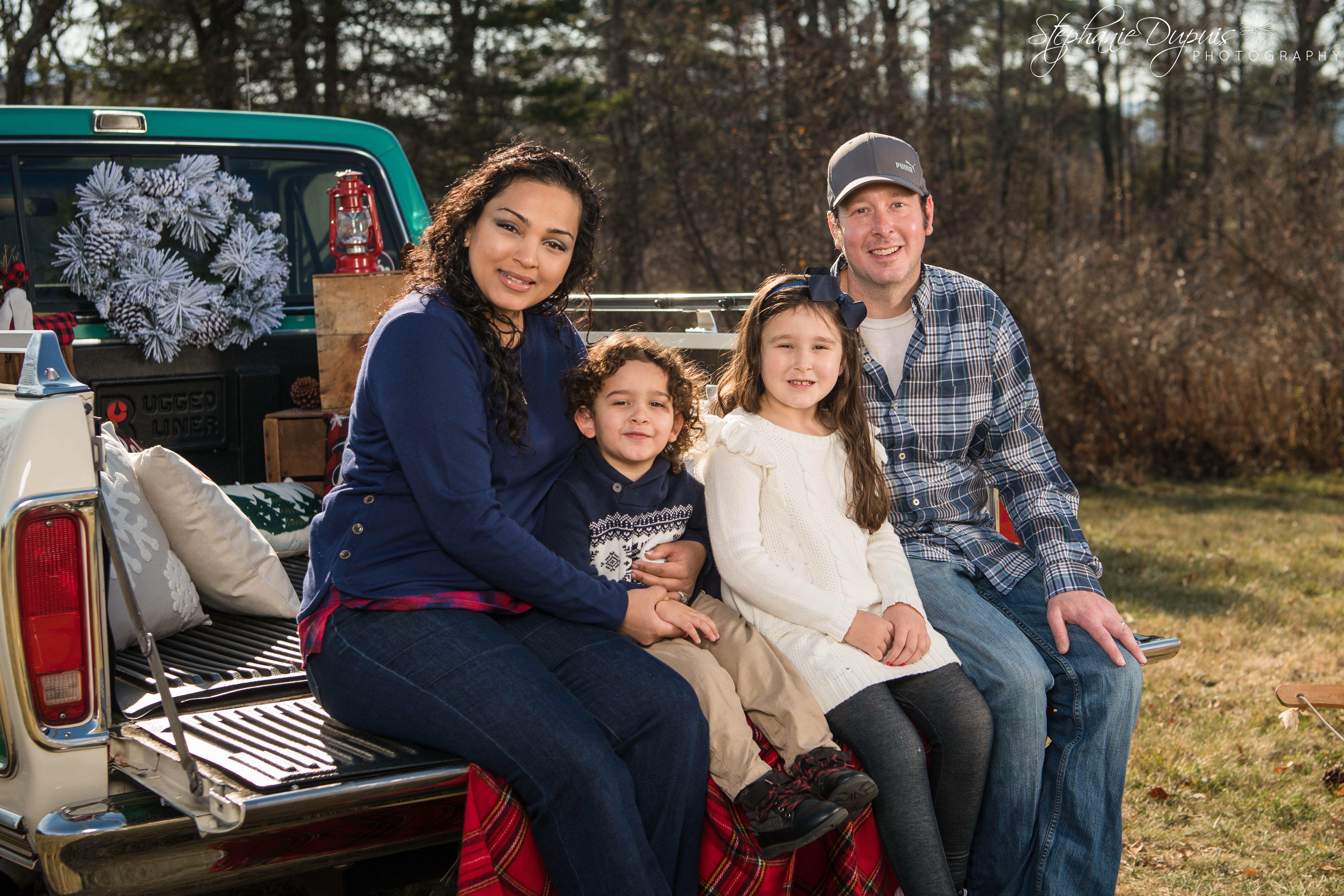 85S3356 Edit - Portfolio: Winter Truck Minis Session