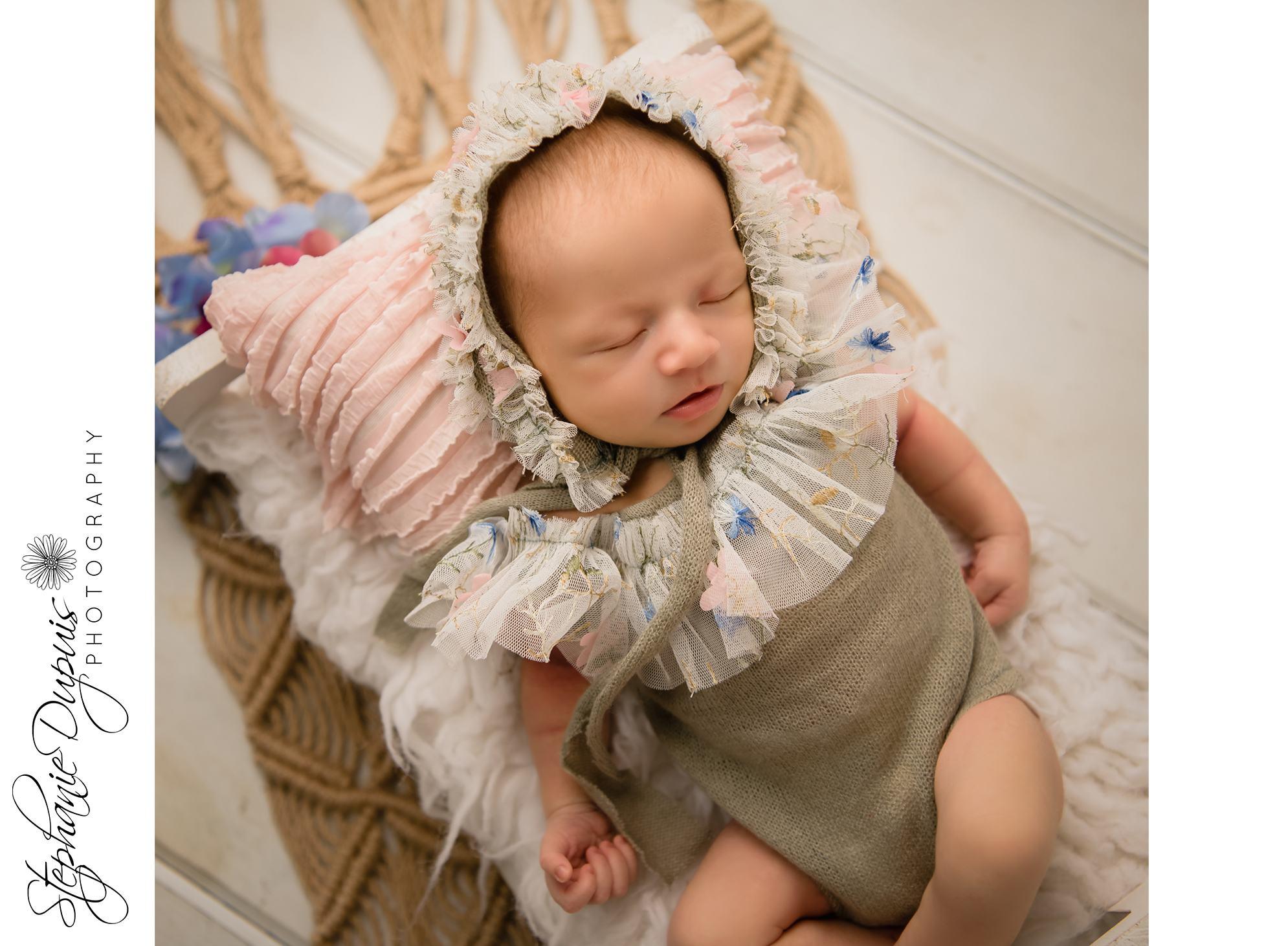 dorr infant 6 - Portfolio: Sophia Newborn Session