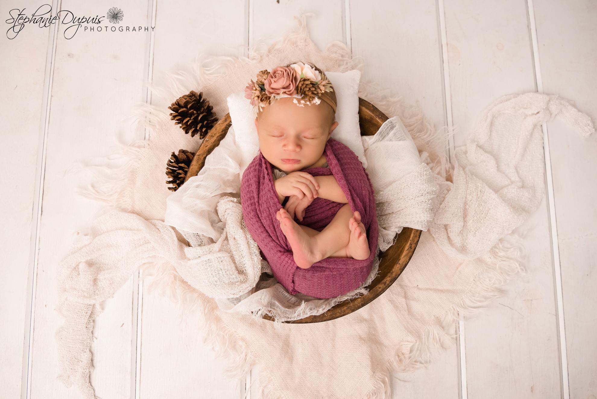 dorr infant 9 - Portfolio: Sophia Newborn Session