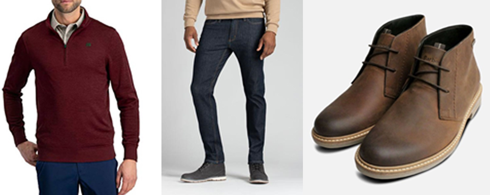 fall guys - Engagement Photo Outfit Combinations
