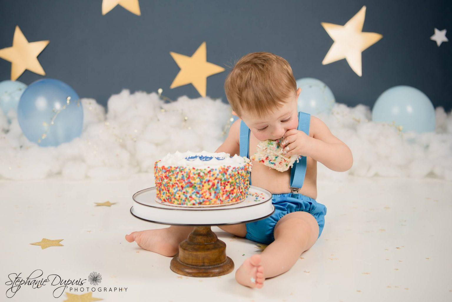Bisson cake smash 4 1536x1026 - Portfolio: Gannon Cake Smash